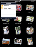 Shutterfly for iPad icon download