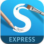 SketchBook Express for iPad icon download