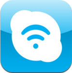 Skype WiFi cho iPhone icon download