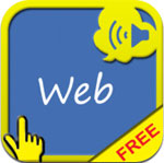SpeakText for Web Free  icon download
