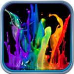 Splish Splash Color Backgrounds  icon download