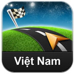 Sygic Việt Nam: GPS Navigation for iPhone icon download