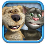 Talking Tom & Ben News for iPad icon download