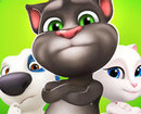 Talking Tom Bubble Shooter cho iPhone
