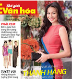 Thế giới văn hóa Magazine for iPad icon download