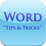Tips & Tricks for WORD  icon download