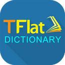 Tu Dien Anh Viet TFLAT cho iPhone