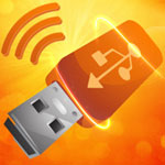 Wireless Disk Free  icon download