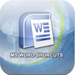 Word Shortcuts  icon download