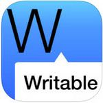 Writable  icon download