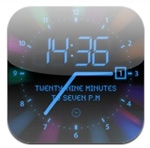 X Clock for iPhone icon download