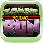 Zombie Street Run  icon download