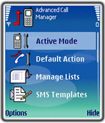 Advanced Call Manager for S60 2.74 icon download