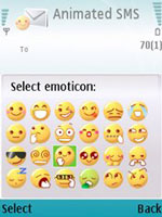 Animated SMS icon download