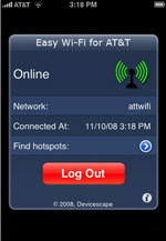 Easy WiFi for Nokia S60 3rd Edition for Symbian