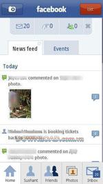 Facebook for Nokia icon download