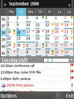 Handy Calendar for Symbian