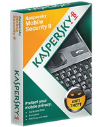 Kaspersky Mobile Security for Symbian icon download