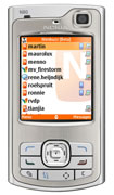 Nimbuzz for Symbian S60 v3