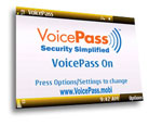 VoicePass for Symbian