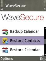 WaveSecure Backup