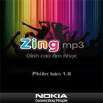 Zing Mp3 for Nokia icon download
