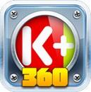 Bóng đá 360  icon download