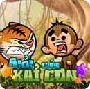 Giải cứu khỉ con  icon download