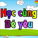 Hoc cung be yeu  icon download