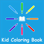 Kid Coloring Book  icon download