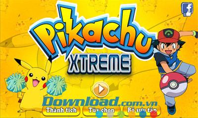 Pikachu Xtreme