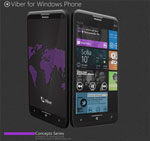 Viber cho Windows Phone icon download